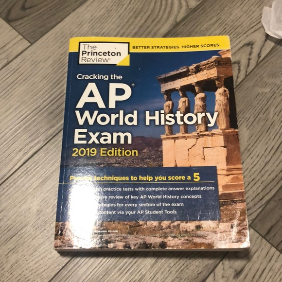 Other - AP world history book